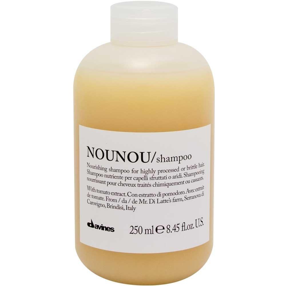Nounou\Shampoo / Питательный шампунь для уплотнения волос