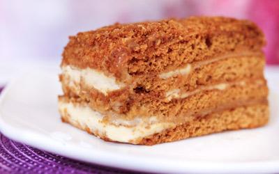 Пирожное Рыжик