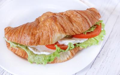 Сэндвич Моцарелла