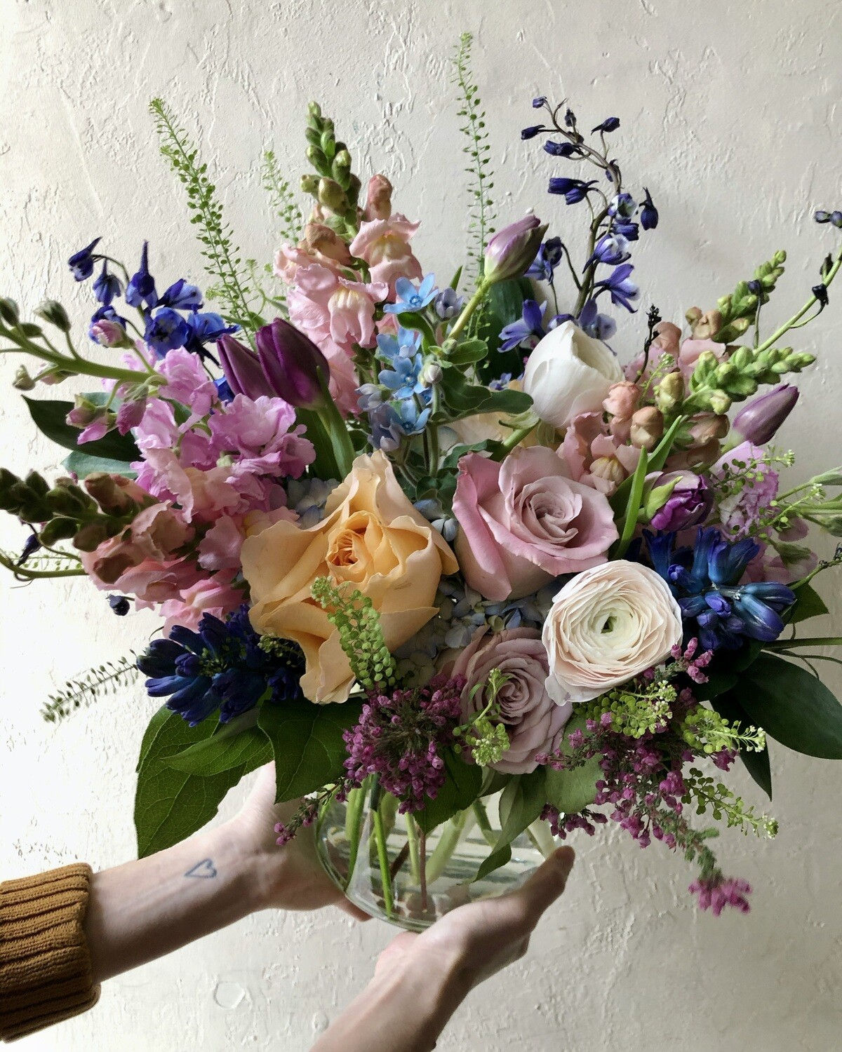 Botany Floral Studio offering Mother's Day flowers and gifts