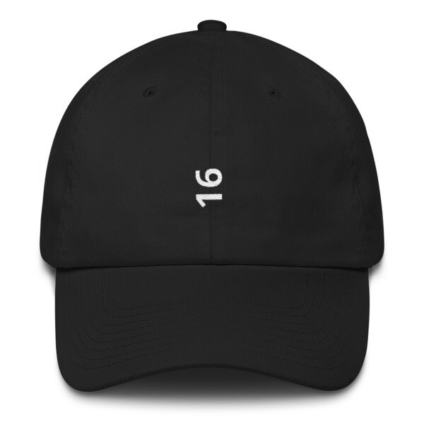 Lucky 16 Dad hat