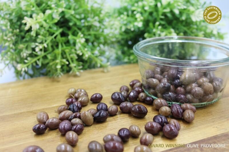 Koroneiki Olives (Wild Olives)