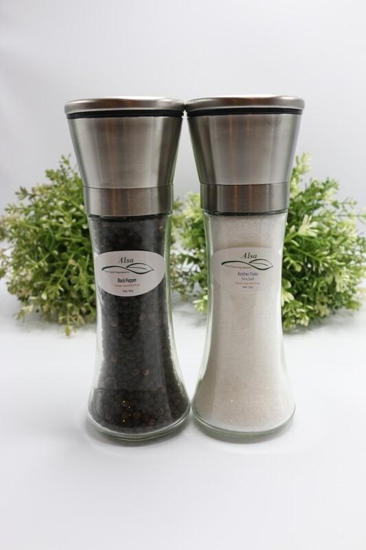 Salt and Pepper (Pack)