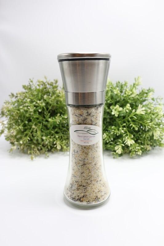 French Lemon Lavender Sea Salt