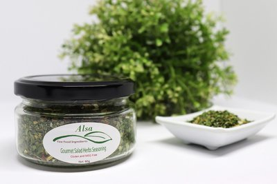 Gourmet Salad Herb Seasoning