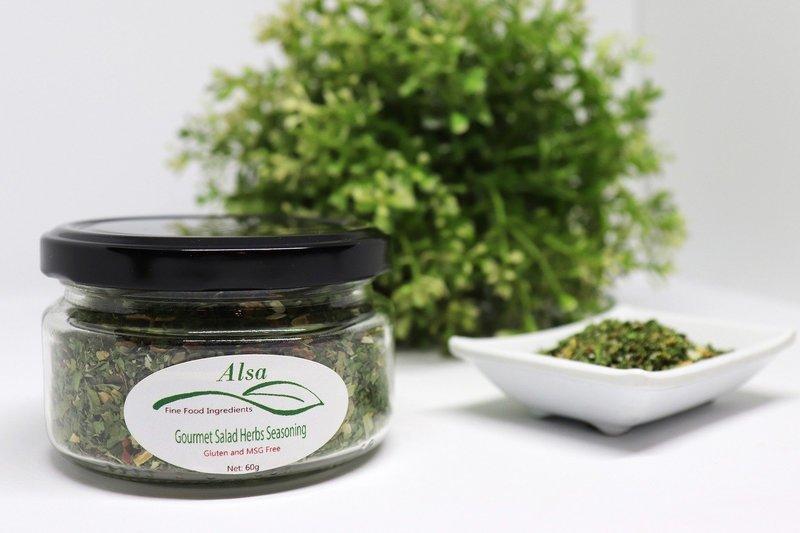 Gourmet Salad Herb Seasoning