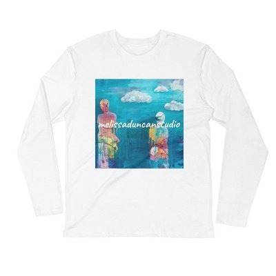 Remember Me   Long Sleeve Fitted Crew