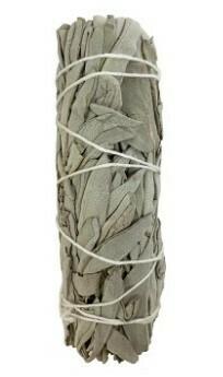 White Sage Smudge Stick, Small