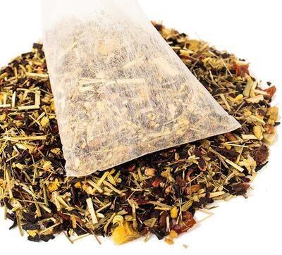 Flat Belly Hibiscus Cucumber Tea, 4ct