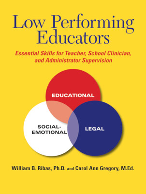 Online Course: Ed Eval 2-Eliminating Low Performance: Supervising, Evaluating & Developing the Unsatisfactory, Needs Improvement, & Low Proficient Teacher & School Clinician, (3-16-2020 to 6-30-2021)