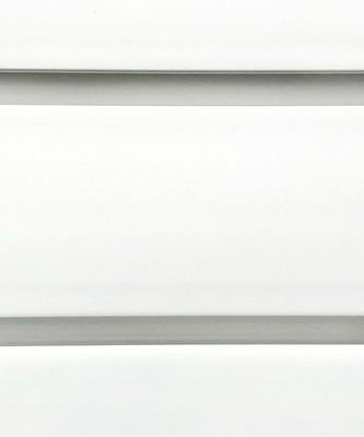 Standard Duty Single 2438mm Wall Panel (Brite White)