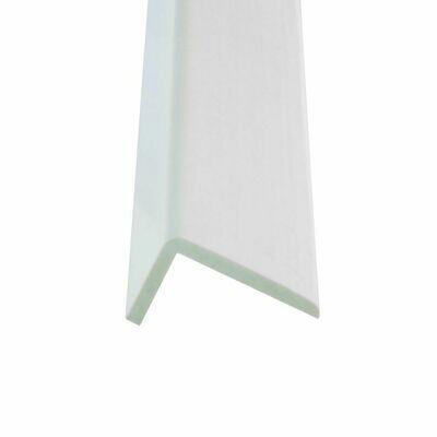 StoreWALL Wide Trim (Brite White)