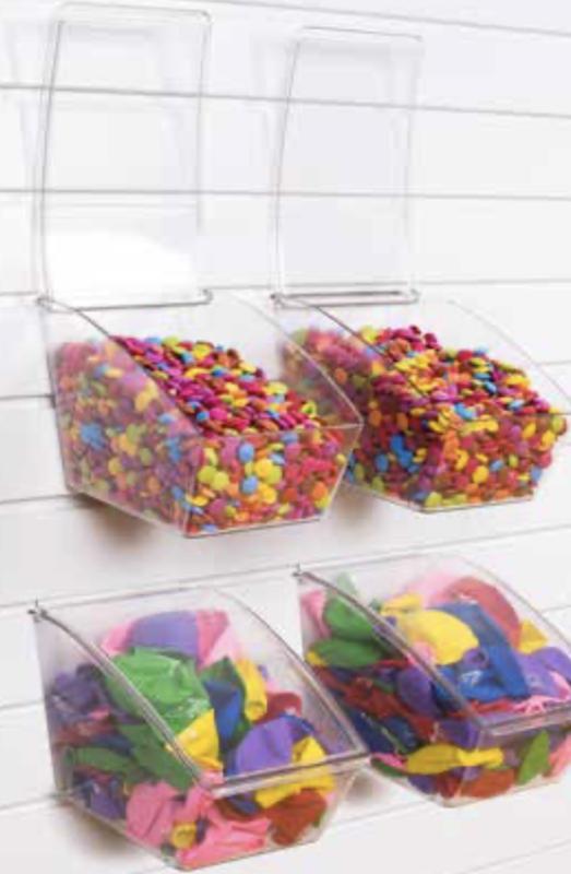 StoreWALL Clear Box