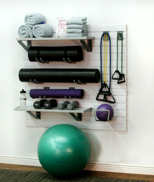 StoreWALL Deluxe Home Fitness Kit