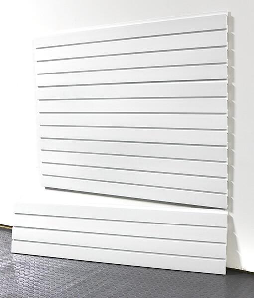StoreWALL Standard Duty Wall Panel Carton (Brite White) (1219mm)