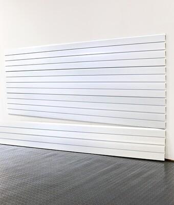 Standard Duty 2 Wall Panel Bundle (Brite White)