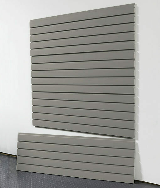 StoreWALL Heavy Duty Wall Panel Carton (Weathered Grey) (1219mm)