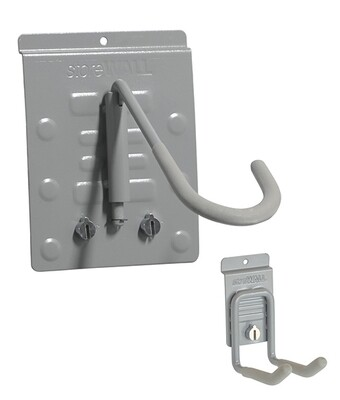 StoreWALL Rotating Bike Hook Classic Set