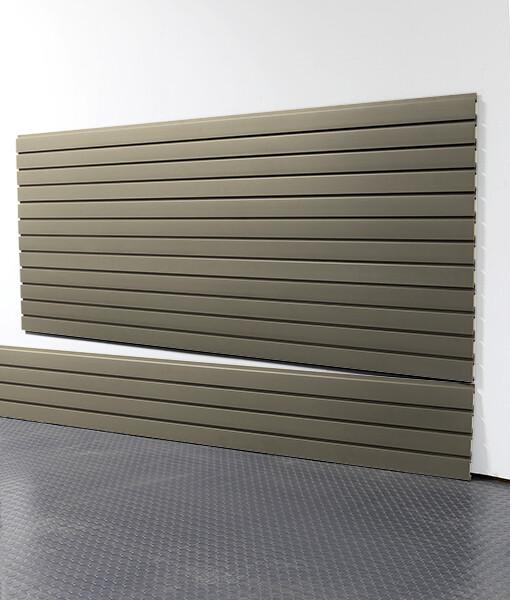 Standard Duty Wall Panel Carton (Graphite Steel) (2438mm) (2 Panels)