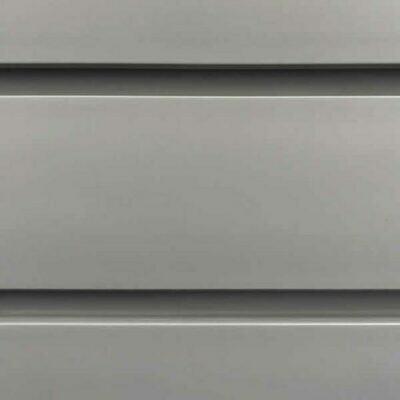 Standard Duty Single 2438mm Wall Panel (Weathered Grey)