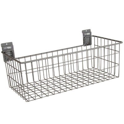 StoreWALL Heavy Duty Deep Basket