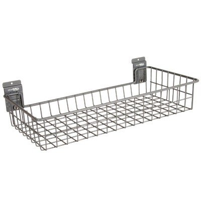 StoreWALL Heavy Duty Shallow Basket - Minor Damage