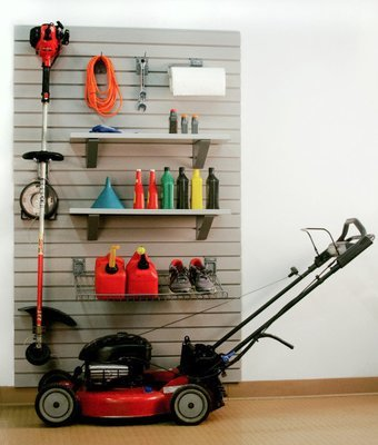 StoreWALL Lawn Care Kit-Tall