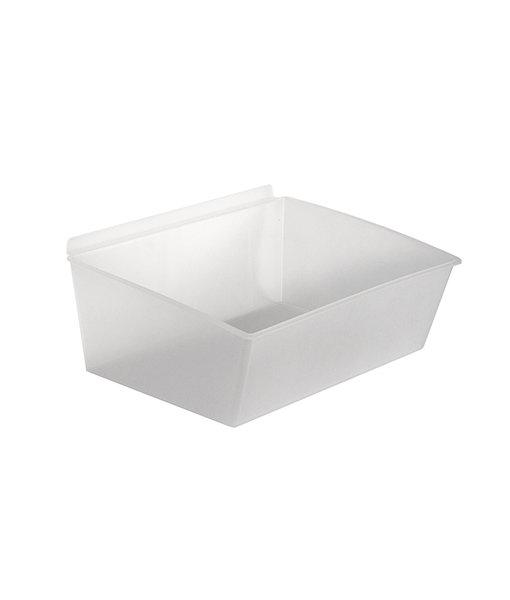 StoreWALL Small Bin (Clear)