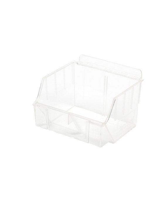StoreWALL Slot Bin (Chrystal Clear)