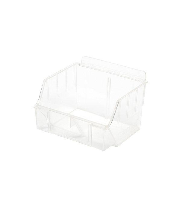 StoreWALL Slot Bin (Chrystal Clear)