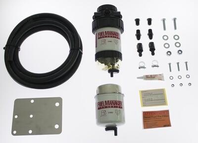 Diesel Pre Filter fuel System Kit Nissan Patrol 2007-2017 ZD30DDTi FM619DPK