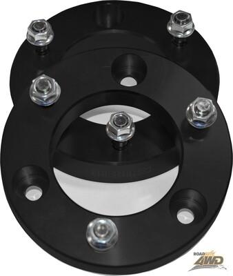 Roadsafe Coil Strut Spacers Nissan Navara D40 & D23 (NP300) - 25mm Spacer