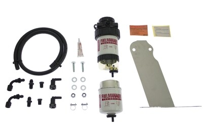 Diesel Pre Filter fuel System Mazda BT50 PX - PX2 FM621DPK