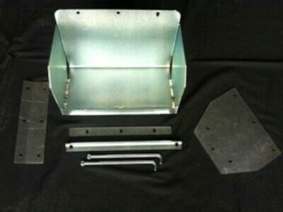 AUXILIARY BATTERY TRAY FORD RANGER PX (GEN1) 2011 ON TUB MOUNT