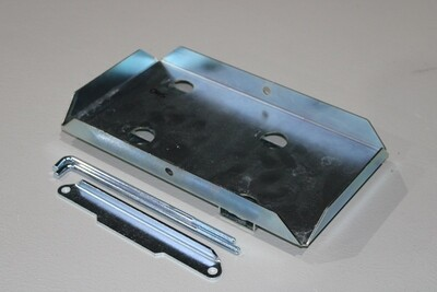 AUXILIARY BATTERY TRAY TOYOTA LANDCRUISER 200 SERIES (FACE LIFT MODEL) 2016 ONWARDS