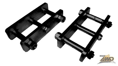 ROADSAFE EXTENDED SHACKLES TOYOTA HILUX SOLID AXLE (REAR)
