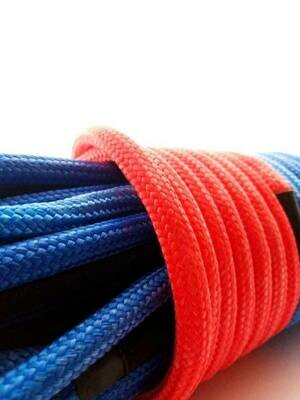 SABER SPECTRA EXTREME DOUBLE BRAIDED WINCH ROPE-45M/150FT(8MM,8K)
