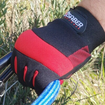 SABER RECOVERY GLOVES L/XL
