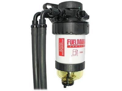 Diesel Pre Filter fuel System Kit Isuzu Mux FM631DPK