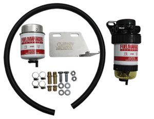 Diesel Pre Filter fuel System Kit Mitsubishi Pajero FM607DPK