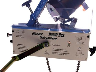 DINASAW FULLY MANUAL CHAIN SHARPENER HANDI-REX
