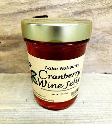 Cranberry Wine Jelly