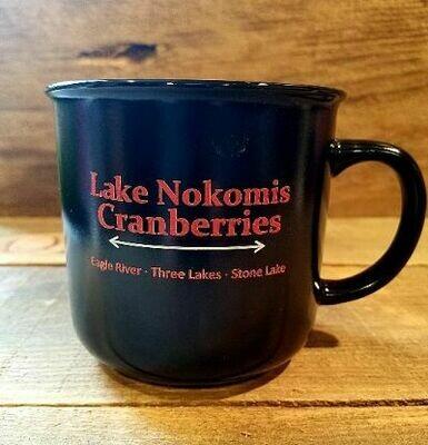 Lake Nokomis Ceramic Coffee Mug