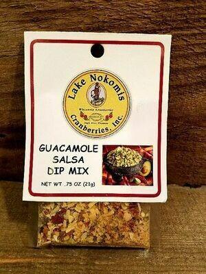 Guacamole Salsa Dip Mix
