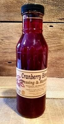 Cranberry Honey Dressing & Marinade