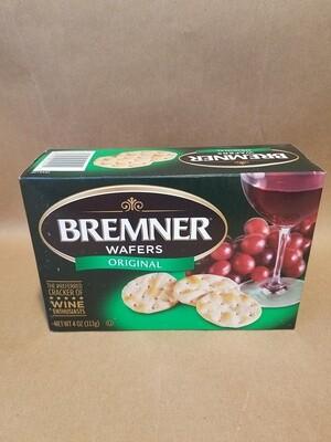 Bremner Wafers Original 4 oz