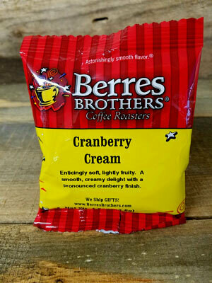 Cranberry Creme Coffee 1.5 oz Pillow Pack