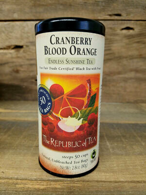 Cranberry Blood Orange Tin