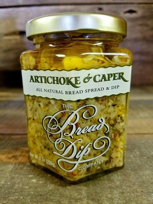 Artichoke & Caper Bread Dip