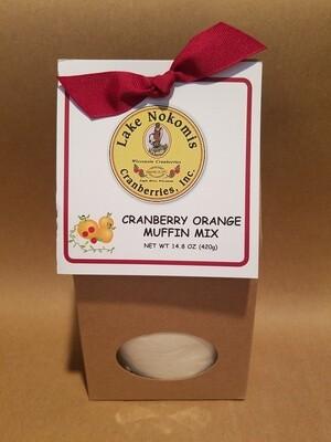 Cranberry Orange Muffin Mix LNC